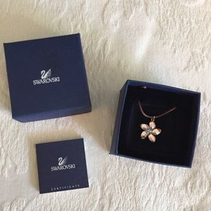 NWT Swarovski Necklace